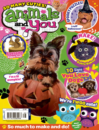 Animals and You Issue 266