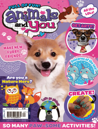 Animals and You Issue 267