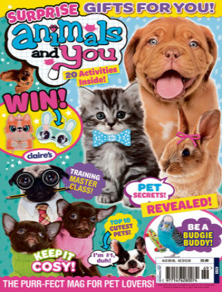 Animals and You Issue 269