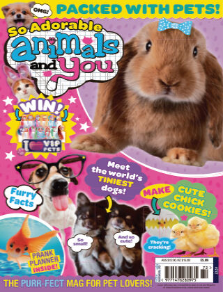 Animals and You Issue 272