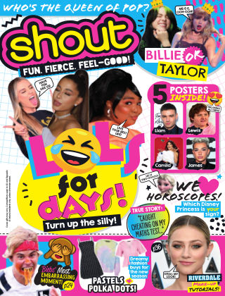 Shout Issue 603