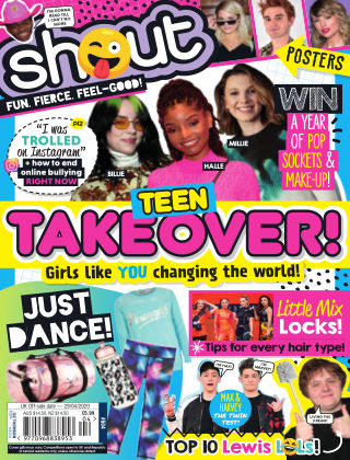 Shout Issue 604