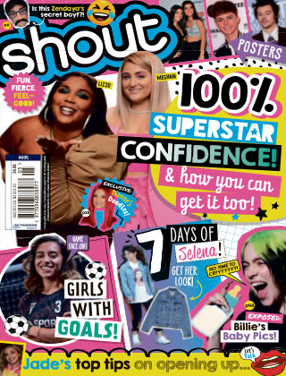 Shout Issue 605