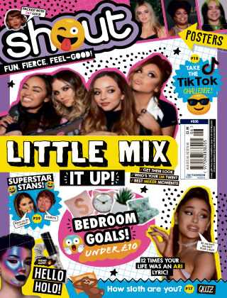 Shout Issue 606