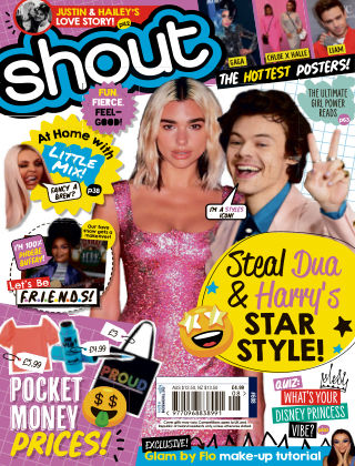 Shout Issue 608