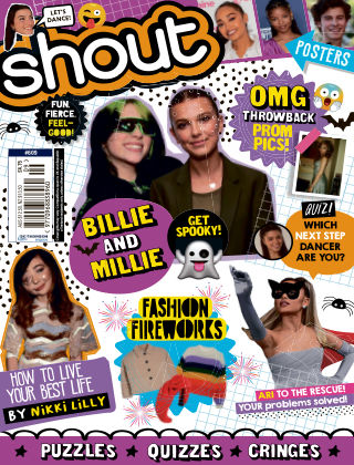 Shout Issue 609
