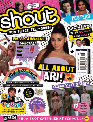 Shout Issue 611
