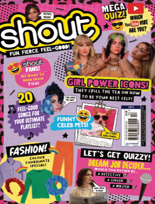 Shout Issue 613