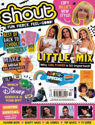 Shout Issue 617