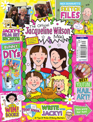 Official Jacqueline Wilson Magazine Issue 170