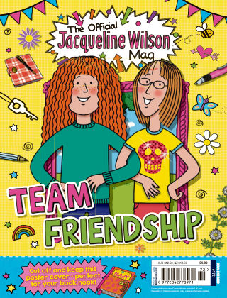 Official Jacqueline Wilson Magazine Issue 172