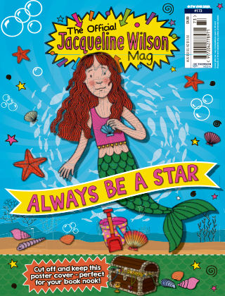 Official Jacqueline Wilson Magazine Issue 173