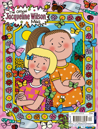 Official Jacqueline Wilson Magazine Issue 174