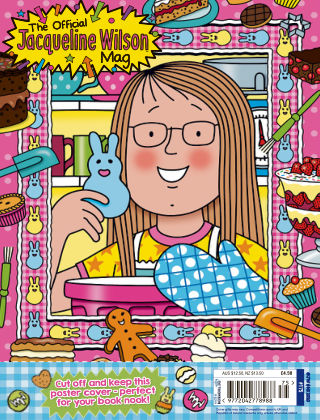 Official Jacqueline Wilson Magazine Issue 175