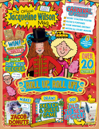 Official Jacqueline Wilson Magazine Issue 176