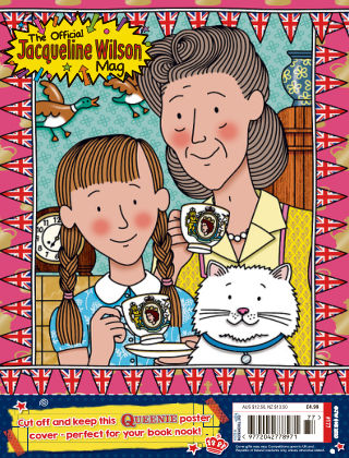 Official Jacqueline Wilson Magazine Issue 177