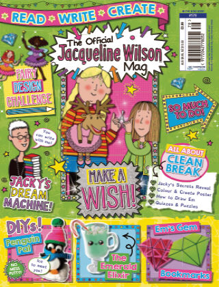 Official Jacqueline Wilson Magazine Issue 179