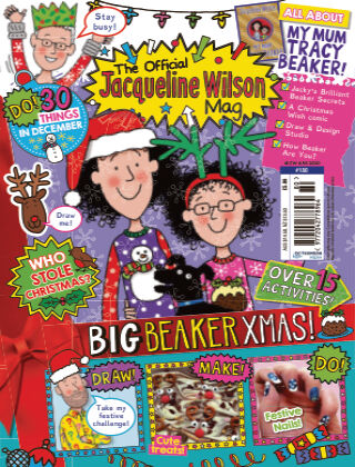 Official Jacqueline Wilson Magazine Issue 180