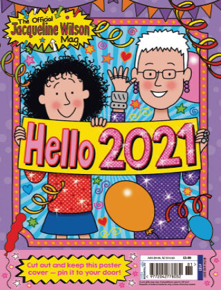 Official Jacqueline Wilson Magazine Issue 181