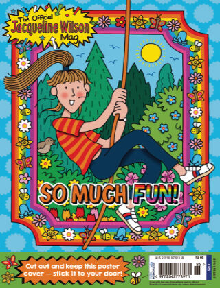 Official Jacqueline Wilson Magazine Issue 185