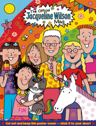 Official Jacqueline Wilson Magazine Issue 189