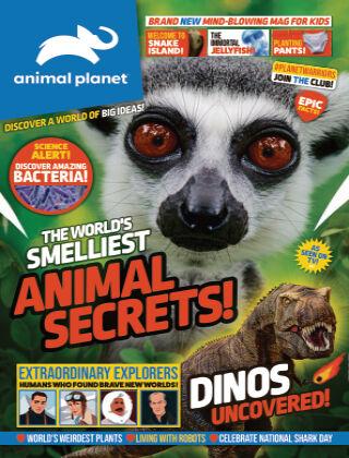 Animal Planet Magazine Issue 6