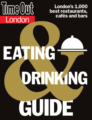Time Out London Eating & Drinking Guide March 2014