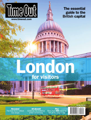 Time Out London for Visitors 2014 Edition