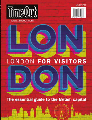 Time Out London for Visitors 2015 Edition