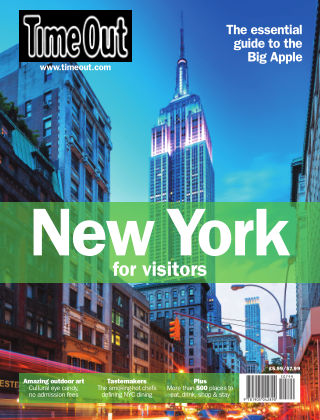 Time Out New York for Visitors 2014 Edition