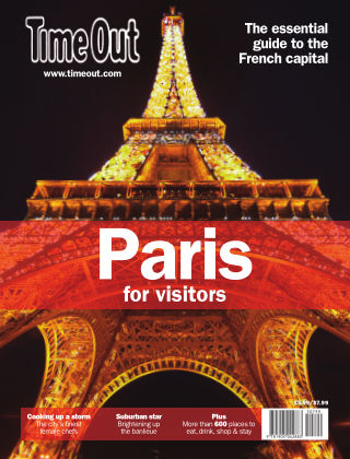 Time Out Paris for Visitors 2014 Edition