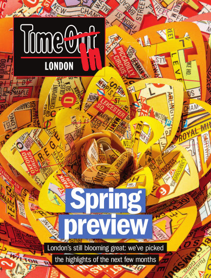 Time Out London March 20, 2020 00:00
