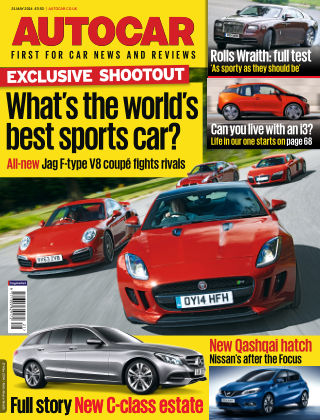 Autocar 21st May 2014
