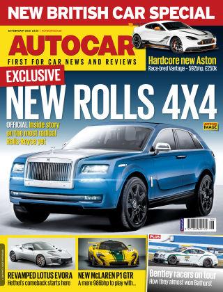 Autocar 18th February 2015