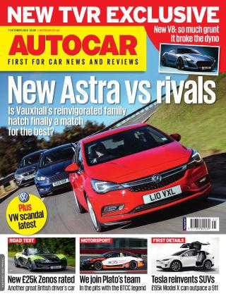 Autocar 7th October 2015