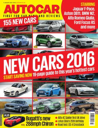 Autocar 6th January 2016