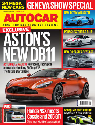 Autocar 2nd March 2016