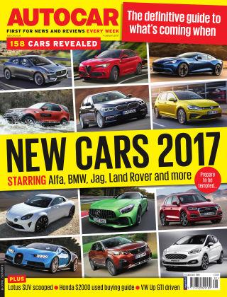 Autocar 4th January 2017