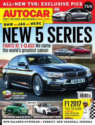 Autocar 22nd March 2017