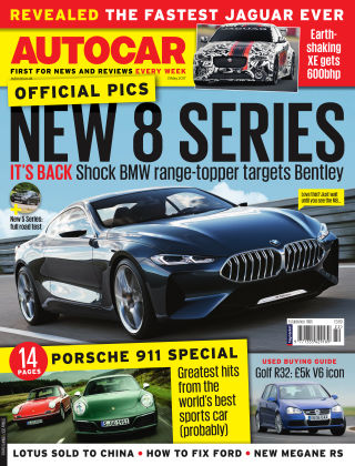 Autocar 31st May 2017