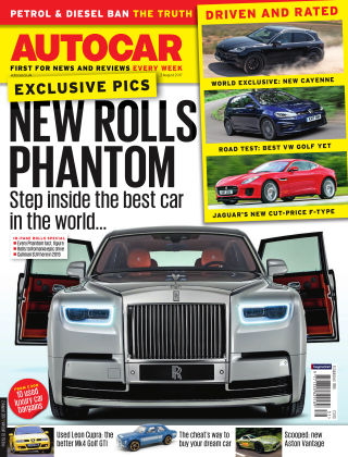 Autocar 2nd August 2017
