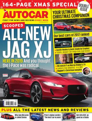 Autocar 13th December 2017