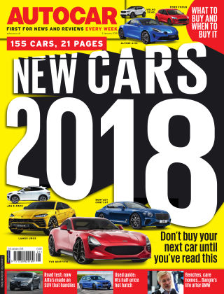 Autocar 3rd January 2018