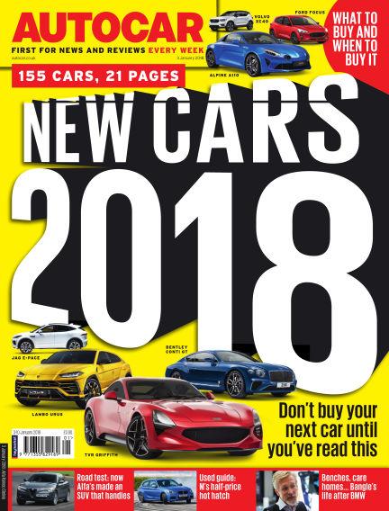 Autocar January 03, 2018 00:00