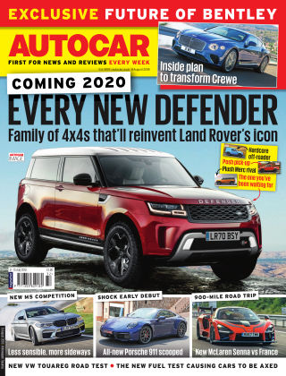 Autocar 8th August 2018
