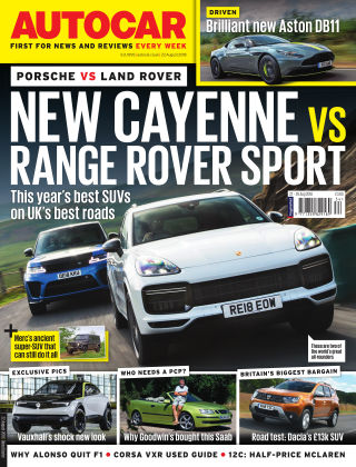 Autocar 22nd August 2018