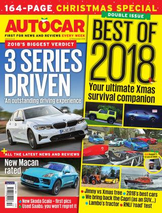 Autocar 12th December 2018
