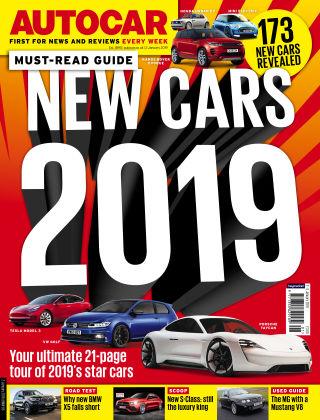Autocar 2nd January 2019