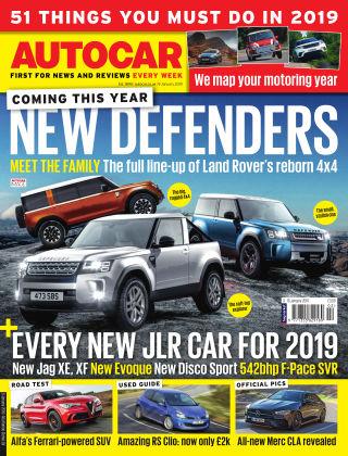 Autocar 9th January 2019