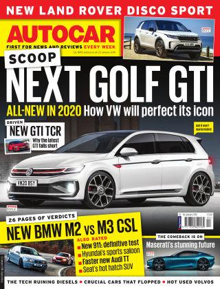 Autocar 23rd January 2019